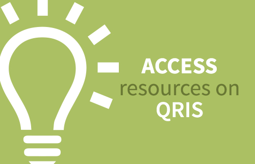 Access resources on QRIS